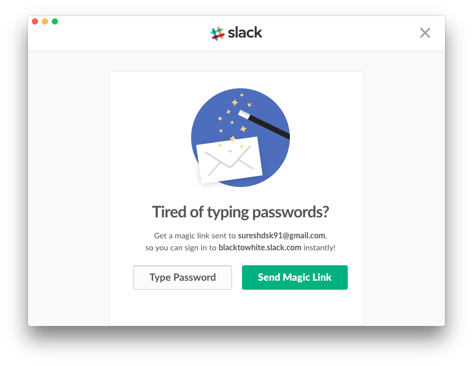 How to implement Slack like Magic Link Login in Django - IdiotInside com